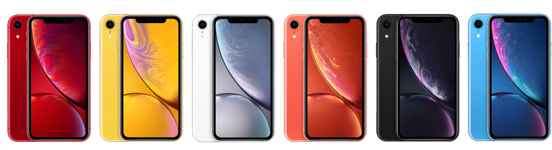 iphone xr huolto