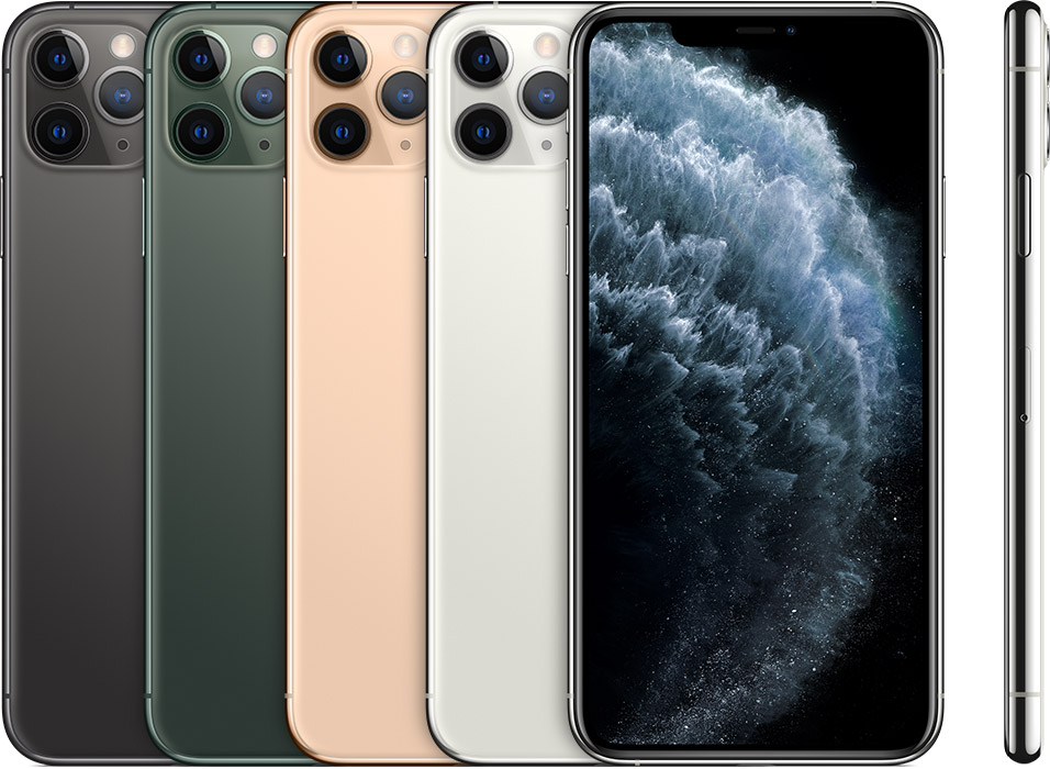 iphone 11pro max huolto