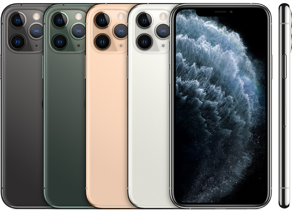 iphone 11 pro huolto