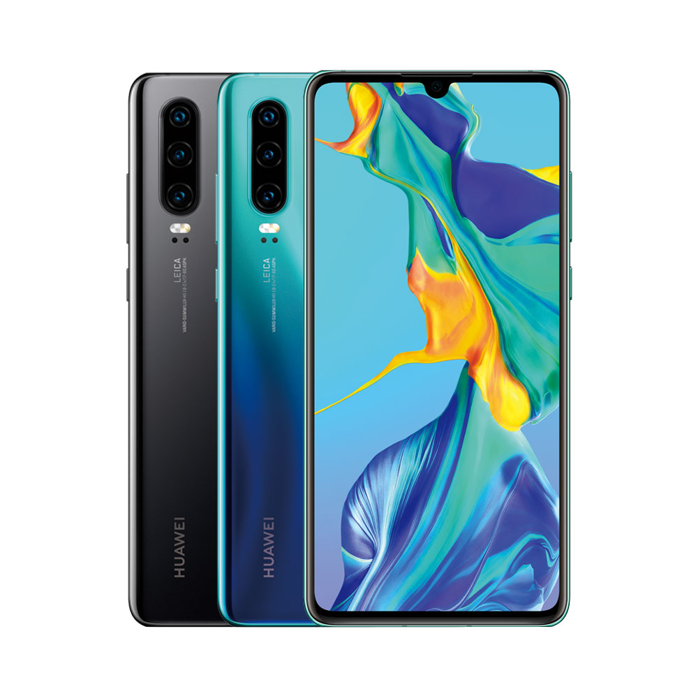 huawei p30 huolto